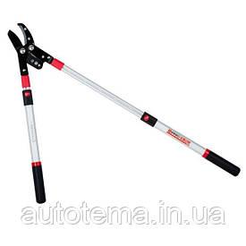 Ножиці для обрізки гілок телескопічні ручки сучкоріз садовий