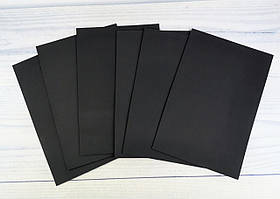 Фоамиран А4 1,7 мм Черный 742715 13746Ф Santi Англия
