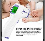 Пирометр бесконтактный инфракрасный термометр для измерения температуры тела и поверхности, фото 2