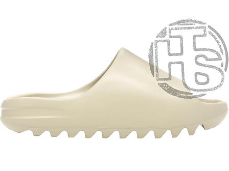Женские шлепанцы Adidas Yeezy Slide Bone FW6345, фото 2