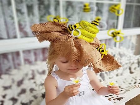 Дитячі карнавальні капелюхи