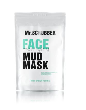 Основа маска Face Mattifying Mud Mask Mr.Смуги навігації