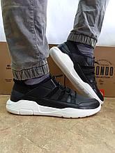 Весняно-літні шкіряні кросівки на платформі Rondo