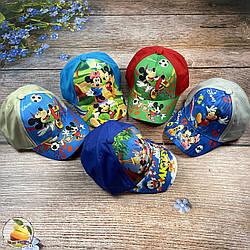 Детская кепка для мальчика (объём 50 см) (01746)