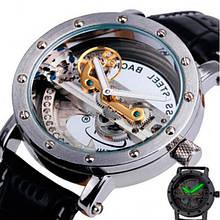 Forsining Чоловічі годинники Forsining Air Silver