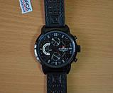 Naviforce Мужские спортивные водостойкие часы Naviforce Brutto NF9068S 1298, фото 6