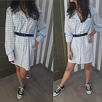 Женское платье с капюшономдля девушки с принтом Лапка размер батал 48-52, цвет уточняйте при заказе