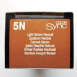 5N (светлый шатен) Тонирующая крем-краска для волос без аммиака Matrix Color Sync,90 ml, фото 2
