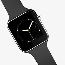 UWatch Розумні смарт годинник з сім-картою 2018 року Smart X6 UWatch 5041 Nano Black