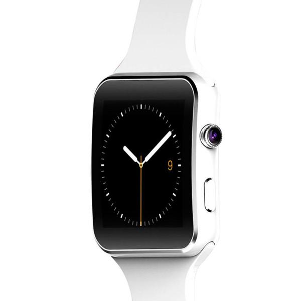 UWatch Смарт часы Smart X6 White
