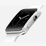 UWatch Смарт часы Smart X6 White, фото 4