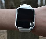 UWatch Смарт часы Smart X6 White, фото 9