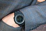 Skmei Мужские спортивные кварцевые часы Skmei Clever Black 1250, фото 4