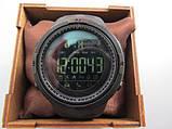 Skmei Мужские спортивные кварцевые часы Skmei Clever Black 1250, фото 5