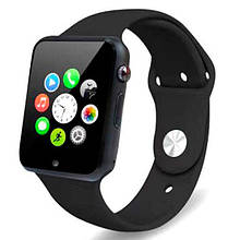 UWatch Розумні смарт годинник з сім-картою 2018 року Smart G11 5025 UWatch Black
