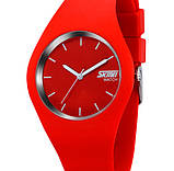 Skmei Жіночі годинники Skmei Rubber Red 9068R, фото 2