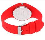 Skmei Жіночі годинники Skmei Rubber Red 9068R, фото 3