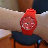 Skmei Жіночі годинники Skmei Rubber Red 9068R, фото 4