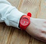 Skmei Жіночі годинники Skmei Rubber Red 9068R, фото 5