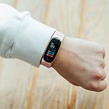 UWatch Жіночі годинники Smart Victory Band Pro Beige, фото 8