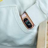UWatch Жіночі годинники Smart Victory Band Pro Beige, фото 9