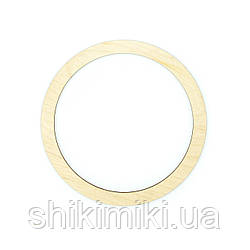 Кольцо из фанеры для Ловцов Снов, 24 см