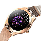 UWatch Смарт часы Smart VIP Lady Gold, фото 5