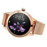 UWatch Смарт часы Smart VIP Lady Gold, фото 7