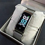 UWatch Дитячі годинник Smart Mioband PRO Silver, фото 5