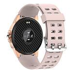UWatch Смарт годинник Smart Flower Pink, фото 6