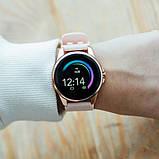 UWatch Смарт годинник Smart Flower Pink, фото 7