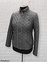 Жіноча демісезонна коротка куртка-жакет Solo SV-6