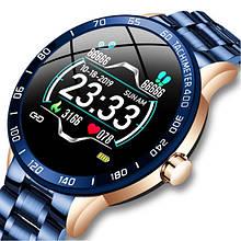 Lige Смарт годинник Smart Lige SeaLiner Blue