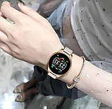 UWatch Смарт часы Smart Beauty Ceramic Gold, фото 7