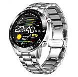 UWatch Смарт часы Smart Terminator PRO Silver, фото 2