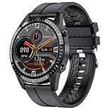 UWatch Смарт часы Smart Ambassador Black, фото 2