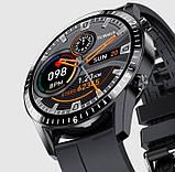 UWatch Смарт часы Smart Ambassador Black, фото 3