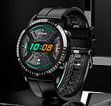 UWatch Смарт часы Smart Ambassador Black, фото 5
