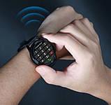 UWatch Смарт часы Smart Ambassador Black, фото 8