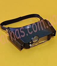 Бинокуляр очки бинокулярные с подсветкой MG81007