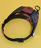 Бинокуляр очки бинокулярные со светодиодной подсветкой MG81007-A, фото 2