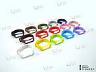 Ремешок Xiaomi Mi Band 4 / 3 MiJobs силиконовый однотонный браслет Хаки [1627], фото 6