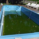 Расконсервация бассейна после зимы
