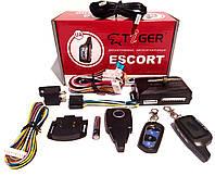 Авто-сигнализация с двухсторонней связью Tiger Escort ES-400