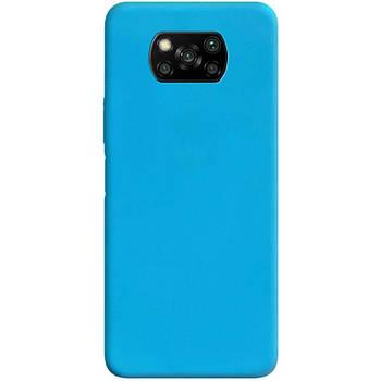 Силиконовый чехол Candy для Xiaomi Poco X3 NFC / Poco X3 Pro