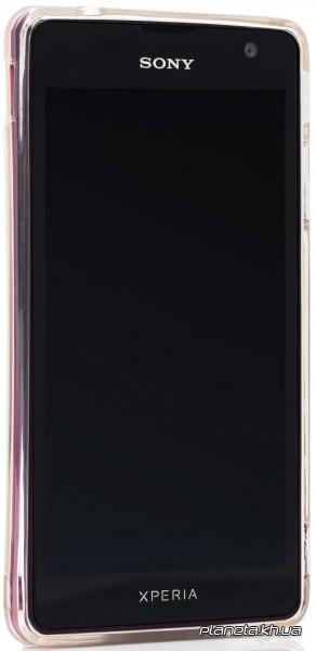 Jekod силиконовый чехол TPU Protective для Sony LT30P/LT30i Xperia T White