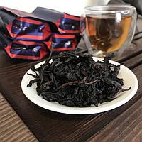 Темний улун порційний Да Хун Пао сильного обжарювання (Уі Шань), 7 г, фото 1