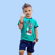 Костюми на літо для хлопчика