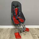 Дитяче крісло, крісло на велосипед для дитини, фото 2