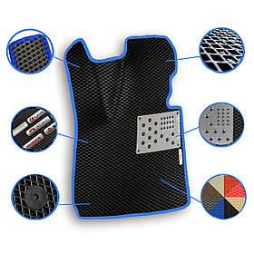 Автомобильные коврики EVA на DACIA Duster (2010-2015) комплект 2 передних коврика